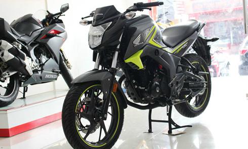 Honda CB Hornet 160R 2017 về Việt Nam, giá hơn 70 triệu đồng