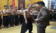 Phái Nam Huỳnh Đạo tu luyện bí kíp lăng không kình