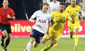 Paris Saint Germain 2-4 Tottenham