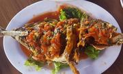 'Nhà hàng Đà Nẵng bán ba con cá chim giá 1,8 triệu đồng' gây tranh cãi