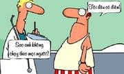 Bác sĩ đứng hình trước lời đáp trả của bệnh nhân