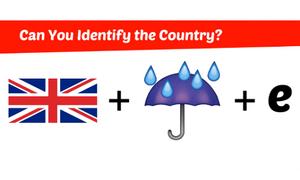 Thử tài nhìn hình đoán tên quốc gia bằng tiếng Anh