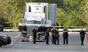 Hành trình chết chóc vào Mỹ trên thùng xe tải nóng 65 độ C