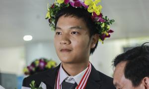 Nam sinh mê piano giành giải vàng Olympic Vật lý quốc tế