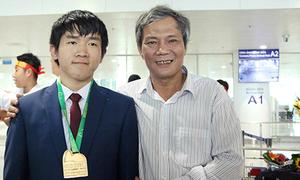 Nam sinh gây bất ngờ nhất đoàn Olympic Toán quốc tế