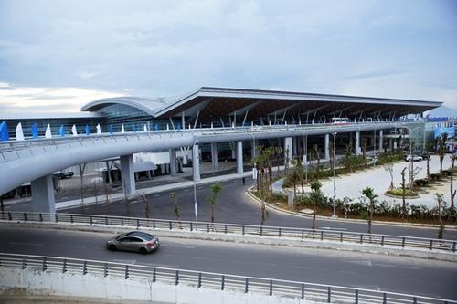 nhà ga hành khách quốc tế Đà Nẵng