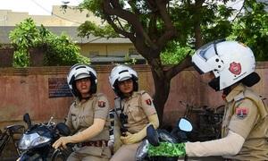 Đơn vị nữ cảnh sát chống tấn công tình dục ở Ấn Độ