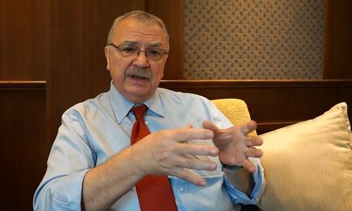 Michael Michalak làm đại sứ Mỹ tại Việt Nam giai đoạn 2007 - 2011. Ảnh: Trọng Giáp