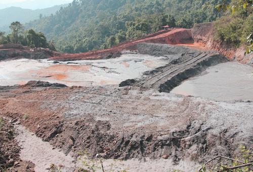 7 vi phạm khiến Công ty làm vỡ đập bùn thải bị phạt tiền tỷ