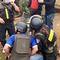 Cảnh sát nổ súng bắt giang hồ tranh chấp nhà hàng ở Sài Gòn