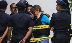 Việt Nam hỗ trợ Đoàn Thị Hương chuẩn bị cho phiên toà tháng 10