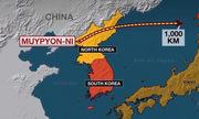 Đường bay tên lửa liên lục địa thứ hai của Triều Tiên