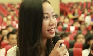 Sinh viên Việt Nam hóa thân thành đại sứ Liên Hợp Quốc