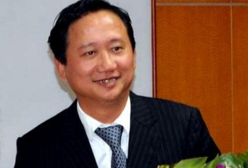 Trịnh Xuân Thanh trước thời điểm bị phát lệnh truy nã.