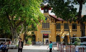 Điểm chuẩn cao nhất Đại học Sài Gòn là 25,75