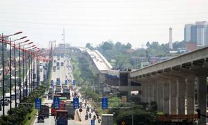 Tăng vốn, đói tiền ở tuyến metro số 1 Sài Gòn
