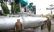 Máy bơm chống ngập khổng lồ ở Sài Gòn hoạt động thế nào