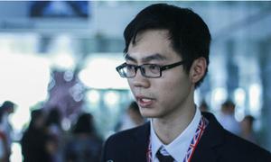 Nam sinh duy nhất giành giải vàng Olympic Sinh học quốc tế