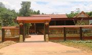 Đại gia miền Tây xứ Nghệ làm nhà sàn gỗ quý gần 100 tỷ đồng