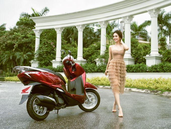 Honda Lead 125 mới - xe tay ga điệu đà cho nữ