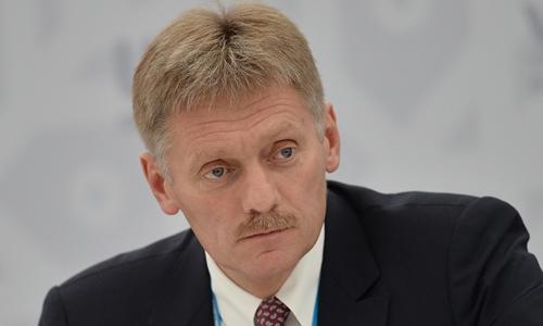 Người phát ngôn Điện Kremlin Dmitry Peskov. Ảnh: RT>