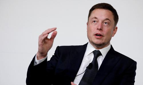 Tỷ phú Elon Musk, nhà sáng lập, CEO và thiết kế dẫn đầu tại SpaceX. Ảnh: Reuters.