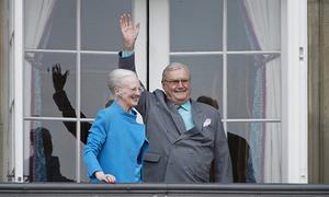 Phu quân nữ hoàng Đan Mạch bất mãn vì không được phong vua