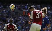 Chelsea 1-1 Arsenal (pen 1-4)