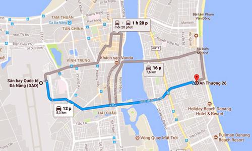 Khách đi taxi ở Đà Nẵng phải trả 700 nghìn đồng cho gần 6 km