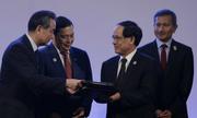COC - văn kiện nhiều thách thức giữa ASEAN và Trung Quốc