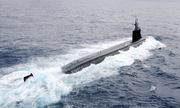 Tàu ngầm được mệnh danh 'tiêm kích F-22 dưới biển' của Mỹ