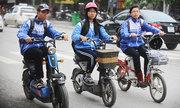 Xe điện tăng nguy cơ tai nạn cho học sinh