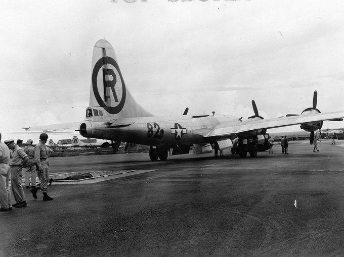 Quá trình Mỹ chuẩn bị bom nguyên tử ném xuống Nhật Bản