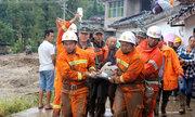 Lở đất ở Trung Quốc, 23 người chết