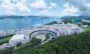 Khuôn viên đại học top đầu thế giới ở Hong Kong