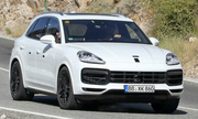 Porsche Cayenne 2018 - SUV thế hệ mới sắp ra mắt