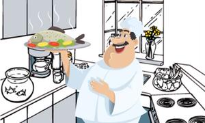 Từ vựng tiếng Anh về vật dụng trong bếp
