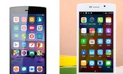 Mẫu điện thoại giống Bphone ở Trung Quốc hot nhất mạng xã hội trong ngày
