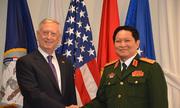 Hợp tác quốc phòng 'tăng cường sự tin cậy' Việt - Mỹ