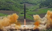 Tên lửa Triều Tiên chỉ có 0,00001% cơ hội đánh trúng Guam