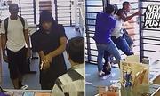Chủ cửa hàng điện thoại Mỹ tay không hạ gục cướp