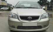 Toyota Vios 2005 giá 169 triệu nên mua?