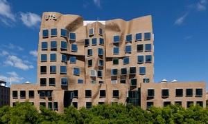 Khuôn viên gợi cảm hứng của Đại học Công nghệ Sydney