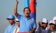 Campuchia tố lính Lào xâm phạm lãnh thổ