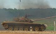 Hỏng khí tài, Ấn Độ bị loại khỏi giải đua xe tăng Nga