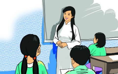 Nhiều giáo viên không muốn con theo nghề vì nghèo và áp lực