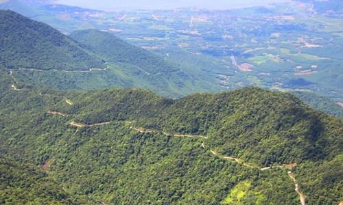Huế muốn xây cáp treo tại vườn quốc gia Bạch Mã