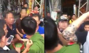 Nhiều người vây đánh chiến sĩ công an nghĩa vụ 'say rượu'