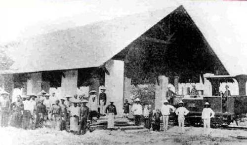 Tìm hiểu tuyến đường sắt đầu tiên của Việt Nam