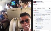 Fan Việt dội bom comment trên Facebook Ronaldo